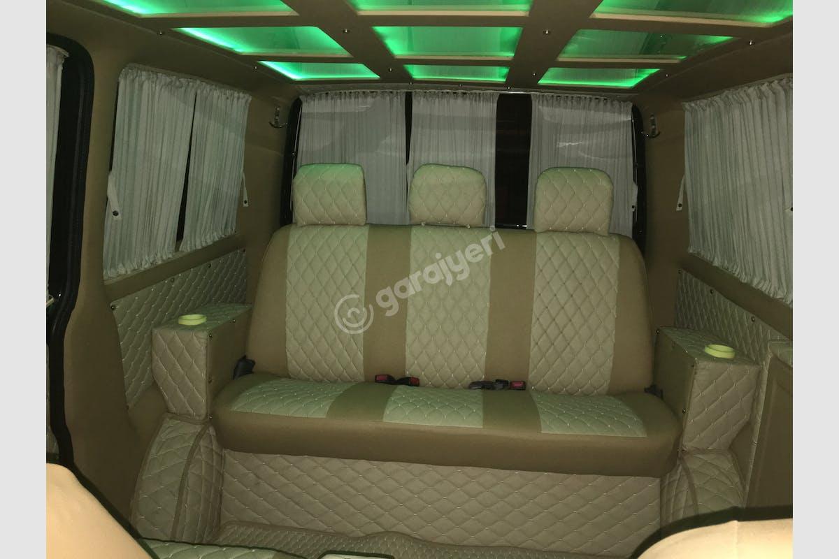 Volkswagen Transporter Merkez Kiralık Araç 5. Fotoğraf