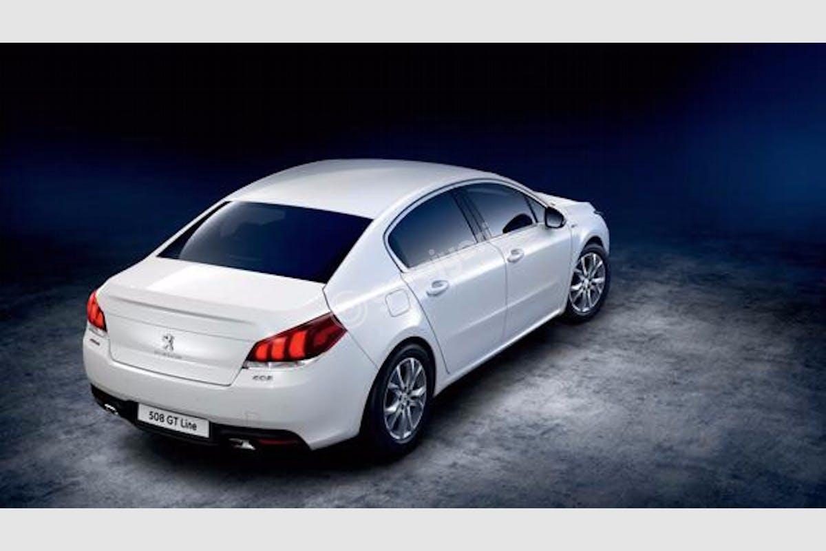 Peugeot 508 Merkezefendi Kiralık Araç 2. Fotoğraf