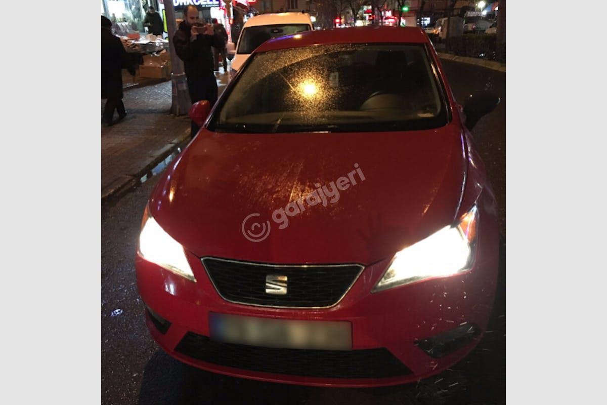 Seat Ibiza Bahçelievler Kiralık Araç 1. Fotoğraf