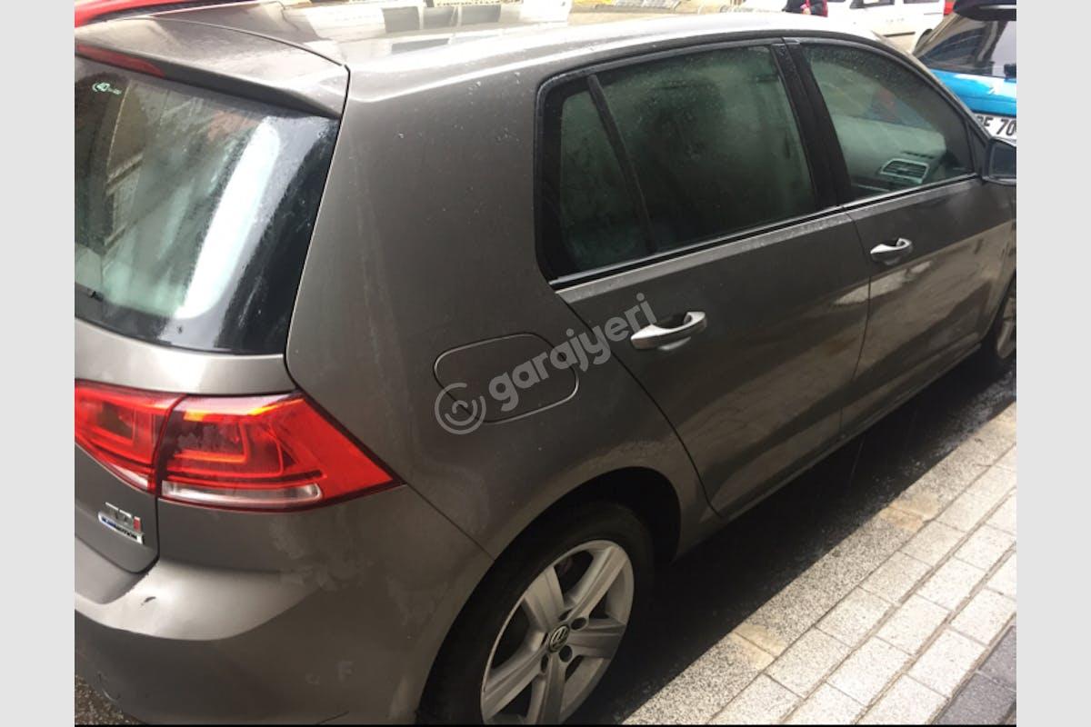 Volkswagen Golf Pendik Kiralık Araç 3. Fotoğraf