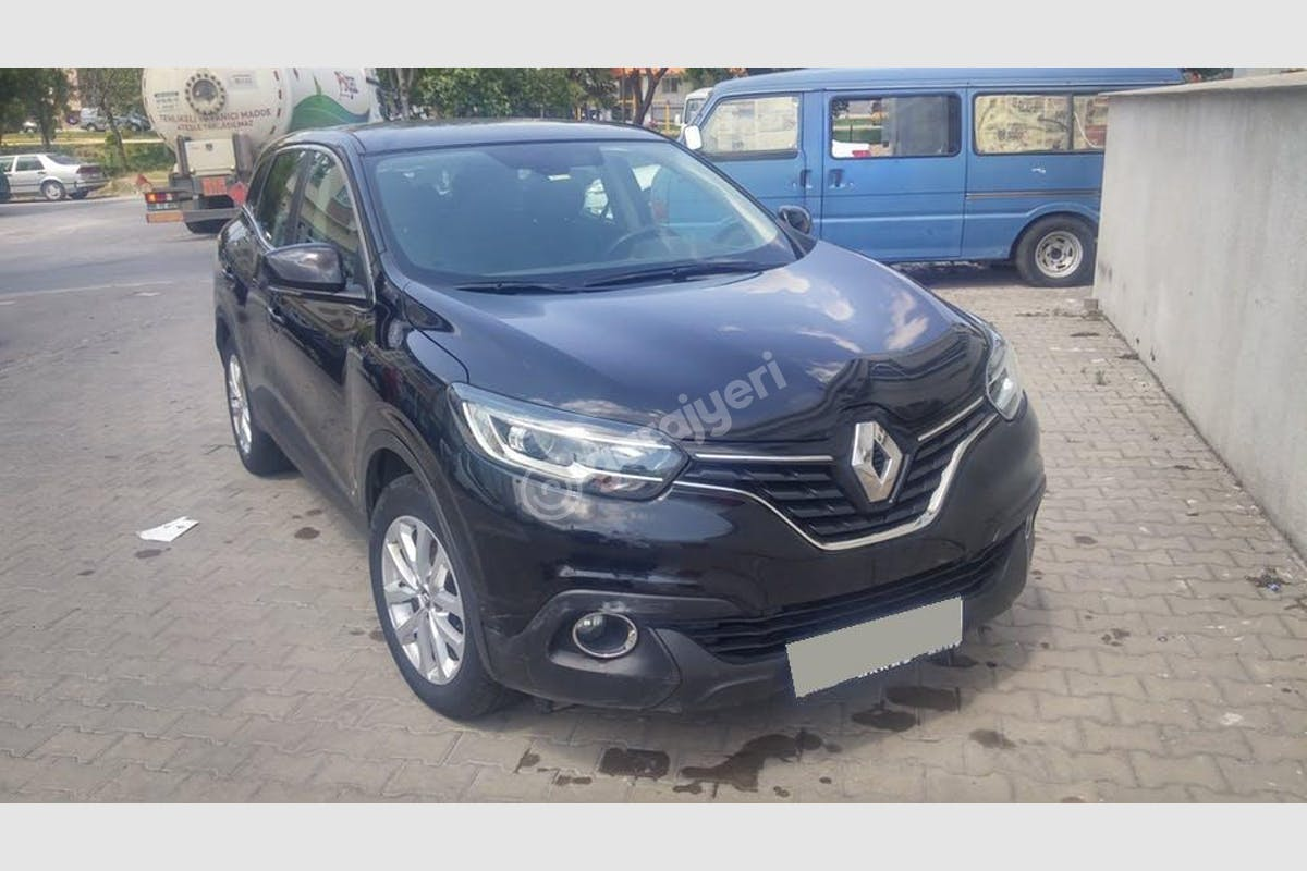 Renault Kadjar Altıeylül Kiralık Araç 2. Fotoğraf