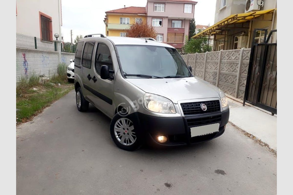 Fiat Doblo Adapazarı Kiralık Araç 1. Fotoğraf
