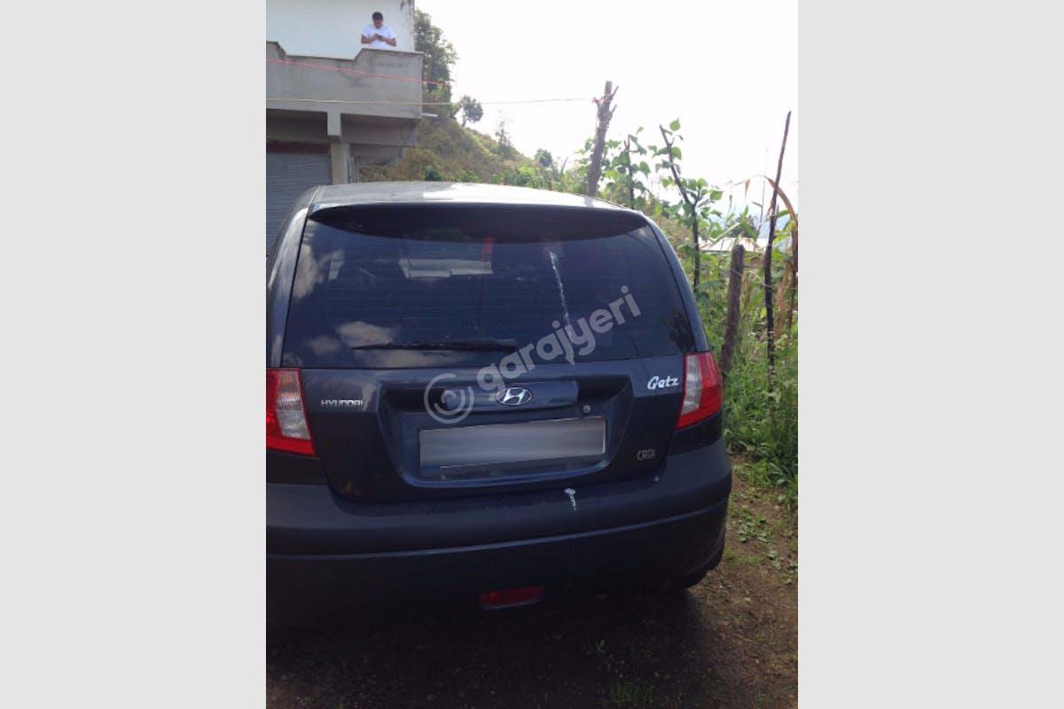 Hyundai Getz Başakşehir Kiralık Araç 7. Fotoğraf