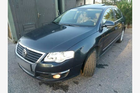 Volkswagen Passat İstanbul Kartal Kiralık Araç
