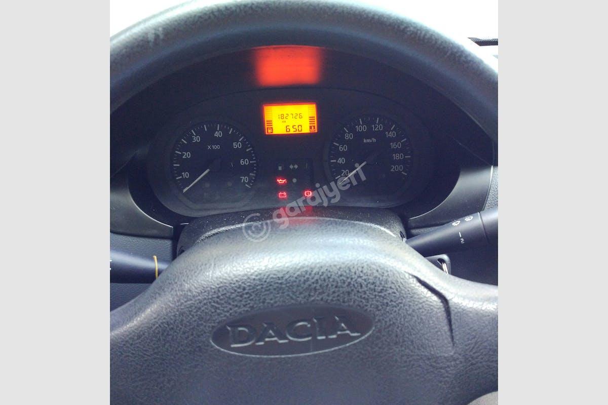 Dacia Logan MCV Bağcılar Kiralık Araç 5. Fotoğraf