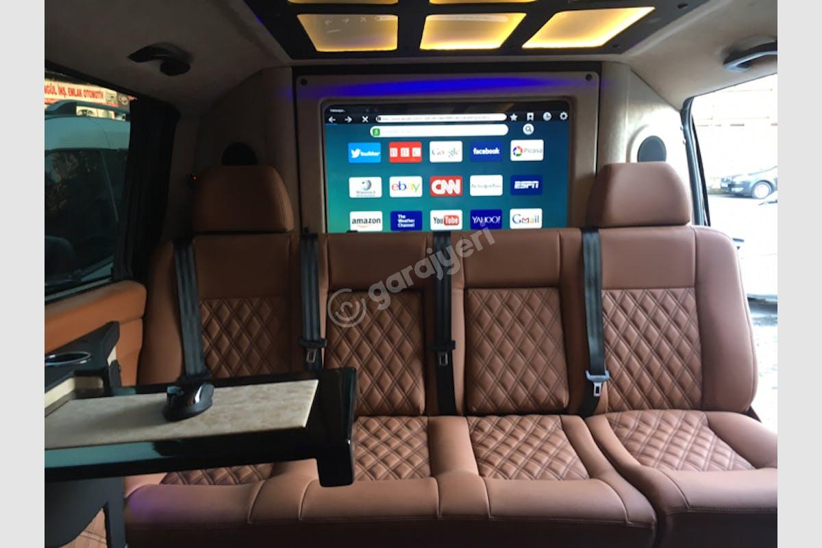 Mercedes - Benz Vito Ümraniye Kiralık Araç 6. Fotoğraf