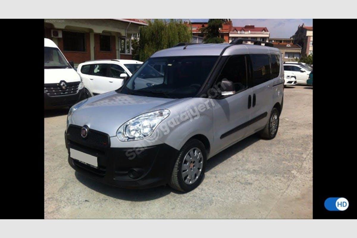 Fiat Doblo Nilüfer Kiralık Araç 3. Fotoğraf