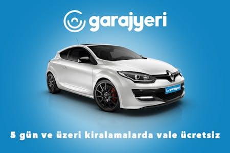 Kiralık Renault Megane 2017 , İstanbul Sarıyer