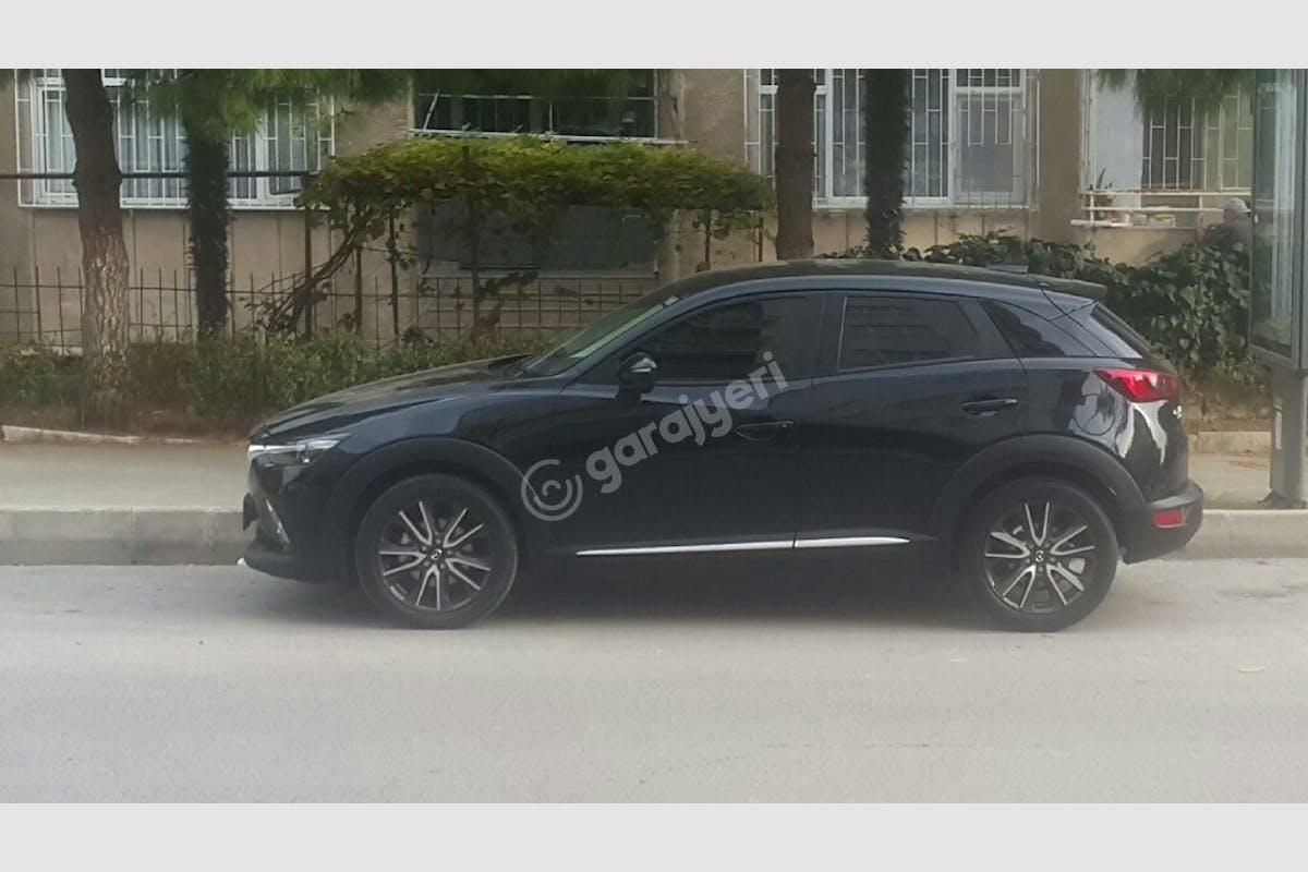 Mazda CX-3 Kartal Kiralık Araç 3. Fotoğraf