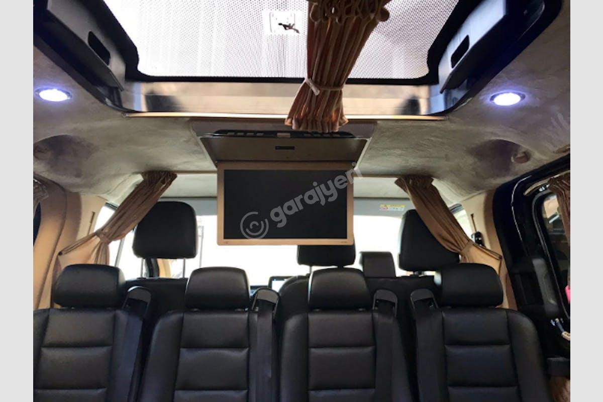 Ford Tourneo Custom Ümraniye Kiralık Araç 7. Fotoğraf