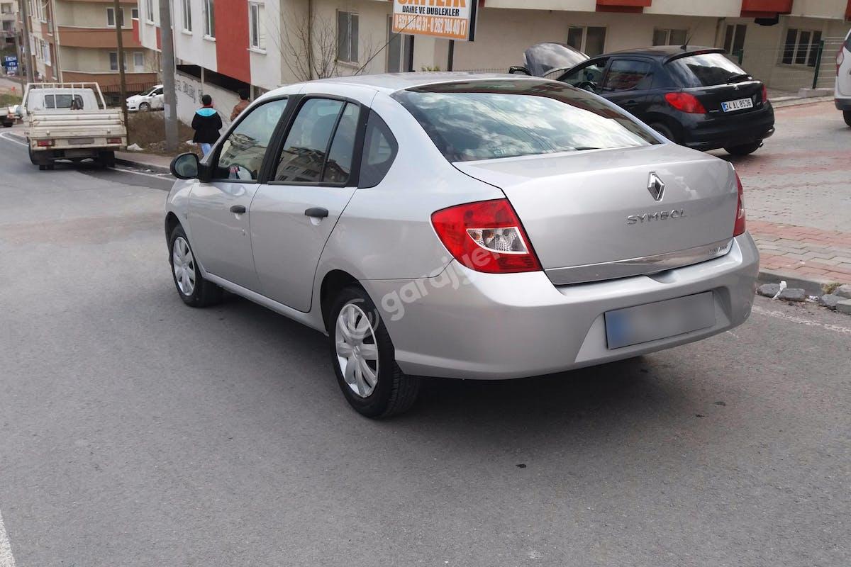 Renault Symbol Tuzla Kiralık Araç 3. Fotoğraf
