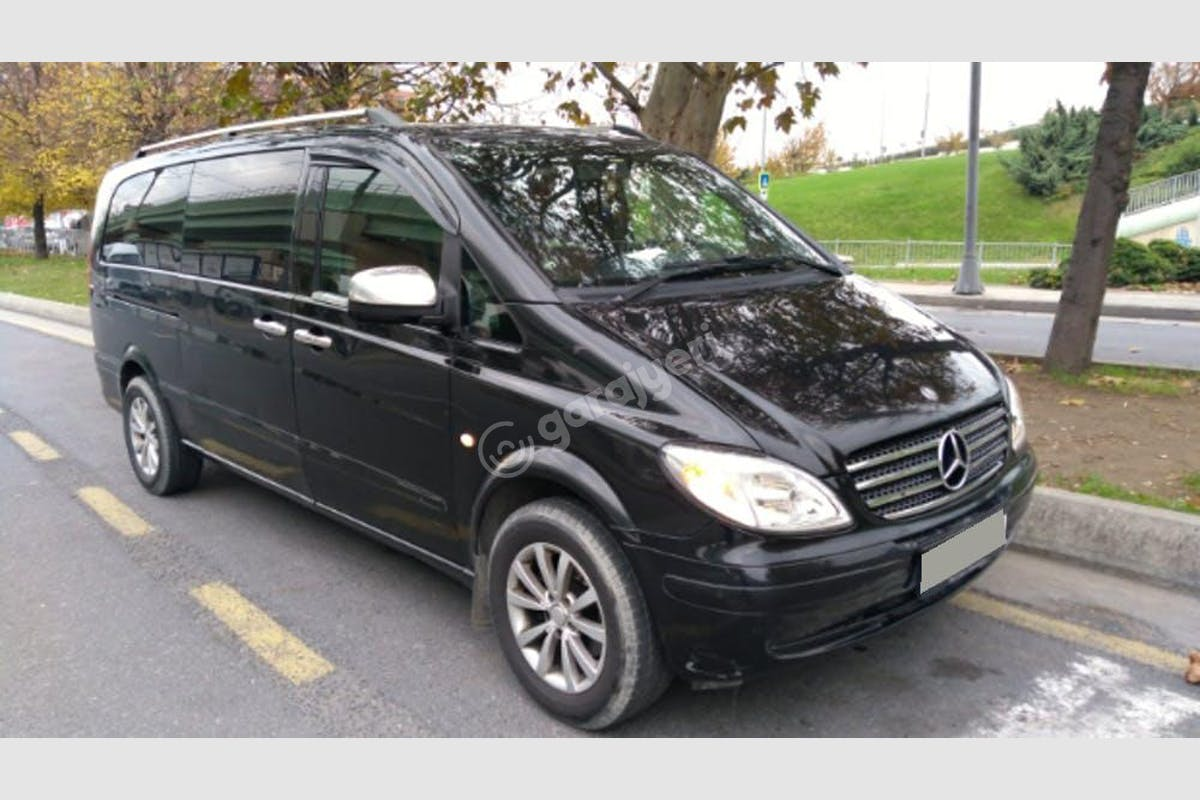 Mercedes - Benz Vito Avcılar Kiralık Araç 3. Fotoğraf