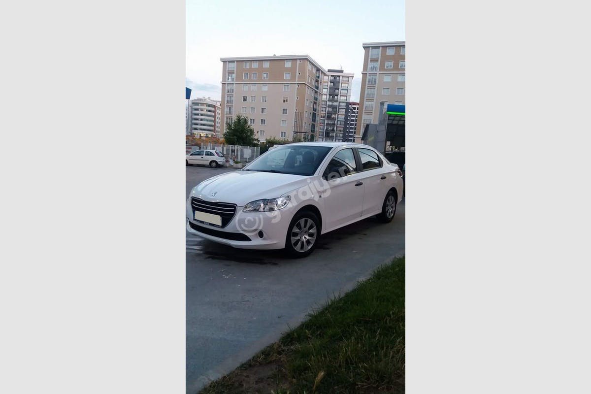 Peugeot 301 Esenyurt Kiralık Araç 1. Fotoğraf