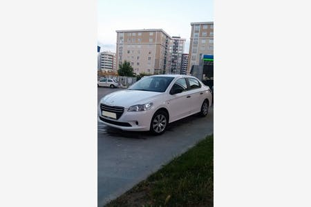 Kiralık Peugeot 301 2016 , İstanbul Esenyurt