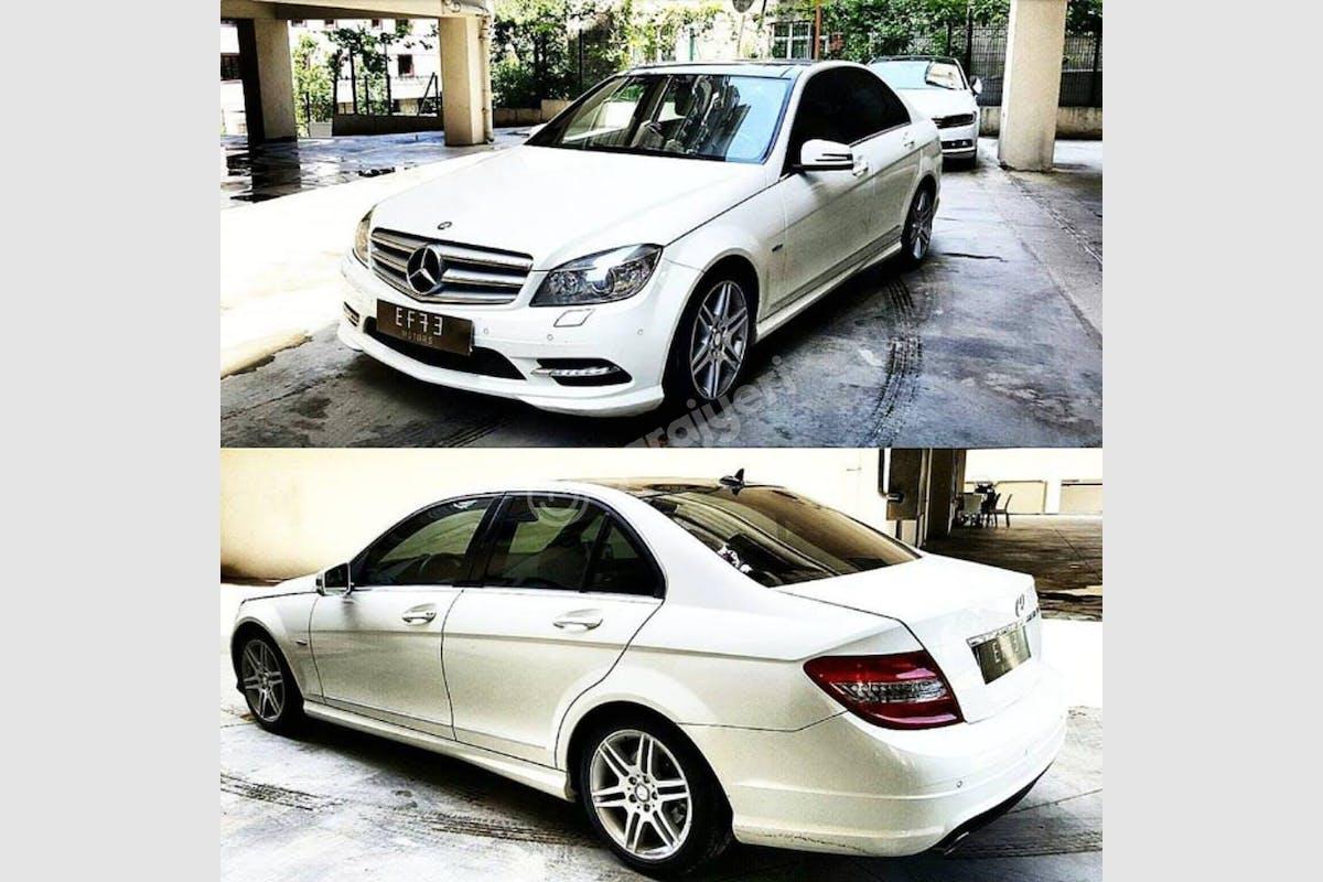 Mercedes - Benz C Kadıköy Kiralık Araç 7. Fotoğraf