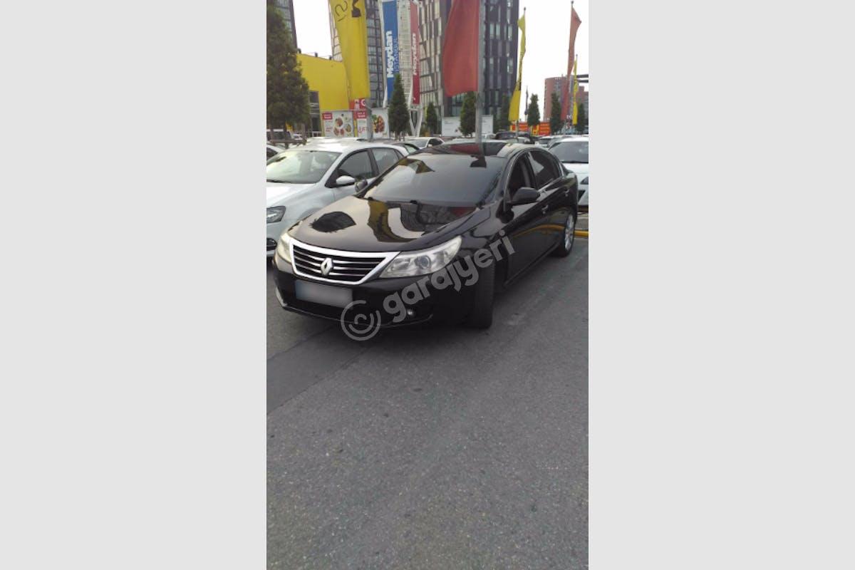 Renault Latitude Maltepe Kiralık Araç 6. Fotoğraf