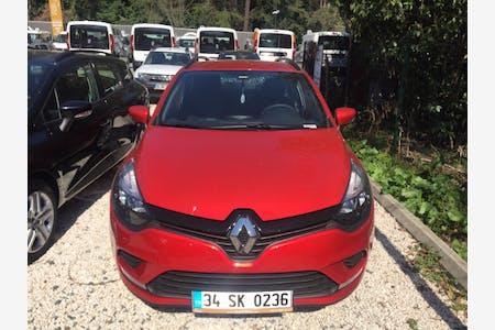 Kiralık Renault Clio , İstanbul Sarıyer