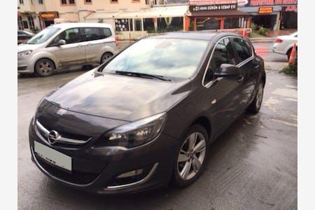 Kiralık Opel Astra , İstanbul Kadıköy