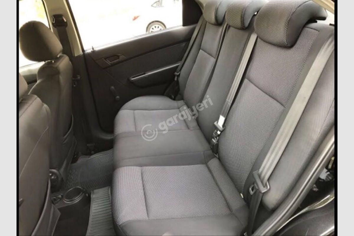 Chevrolet Aveo Tuzla Kiralık Araç 3. Fotoğraf