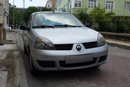 Kiralık Renault Symbol , İstanbul Eyüp