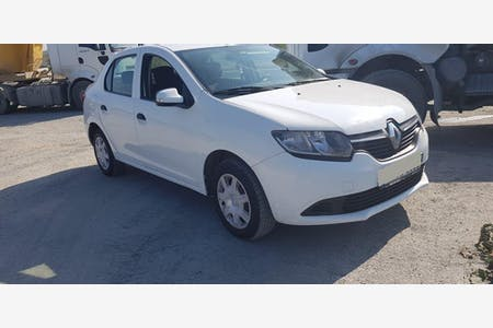 Kiralık Renault Symbol 2013 , Rize Merkez