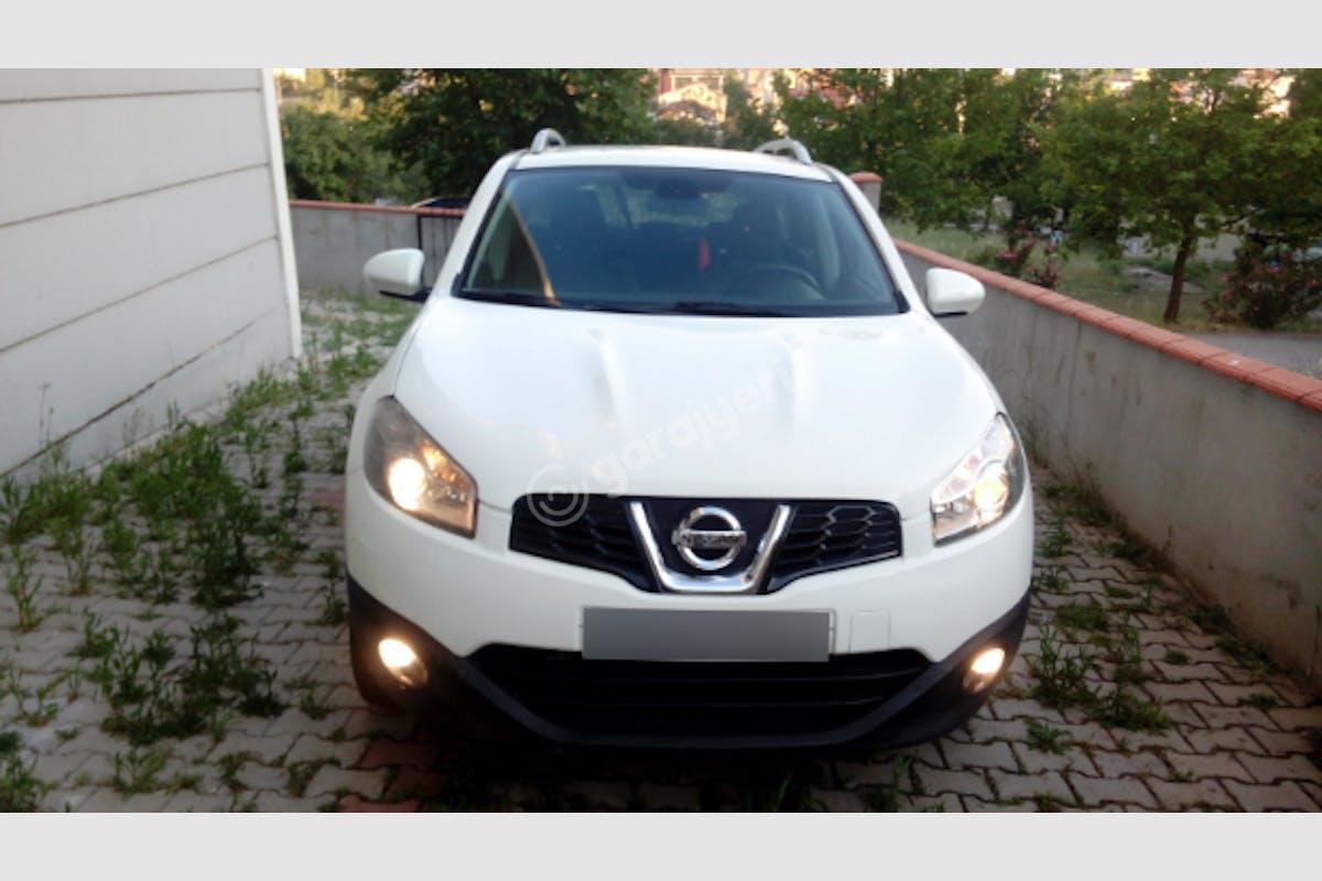 Nissan Qashqai Kartal Kiralık Araç 1. Fotoğraf