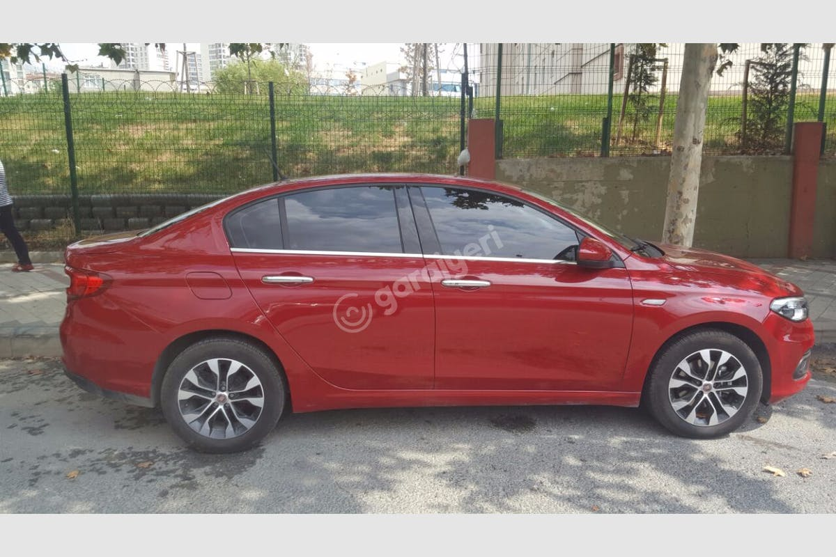 Fiat Egea Küçükçekmece Kiralık Araç 1. Fotoğraf