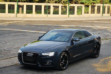 Kiralık Audi A5 , İstanbul Şişli