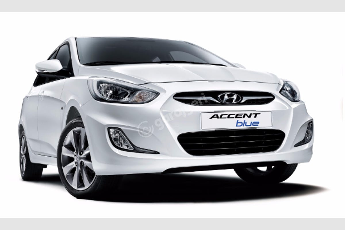 Hyundai Accent Blue Zeytinburnu Kiralık Araç 1. Fotoğraf