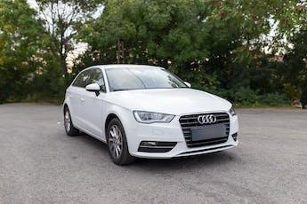 Audi A3 Kiralık Araç
