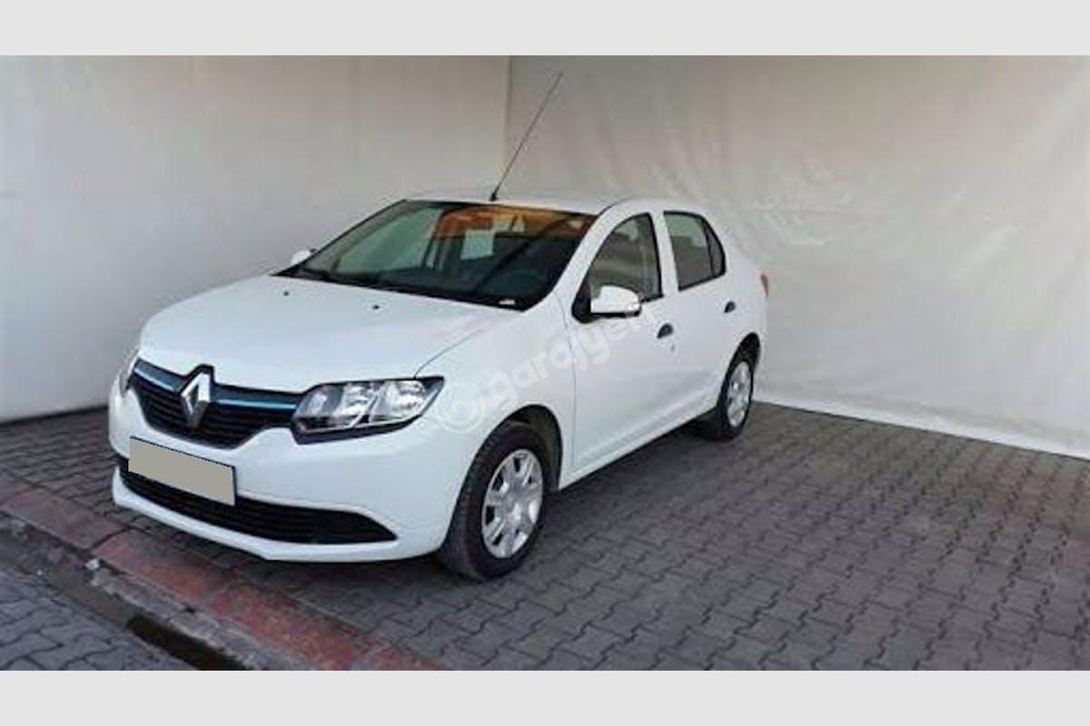 Renault Symbol Muratpaşa Kiralık Araç 1. Fotoğraf