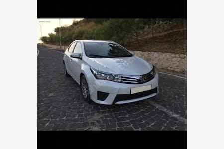 Kiralık Toyota Corolla , İstanbul Sarıyer