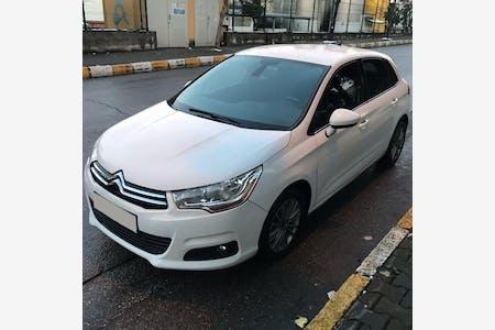 Kiralık Citroën C4 2013 , İstanbul Ümraniye