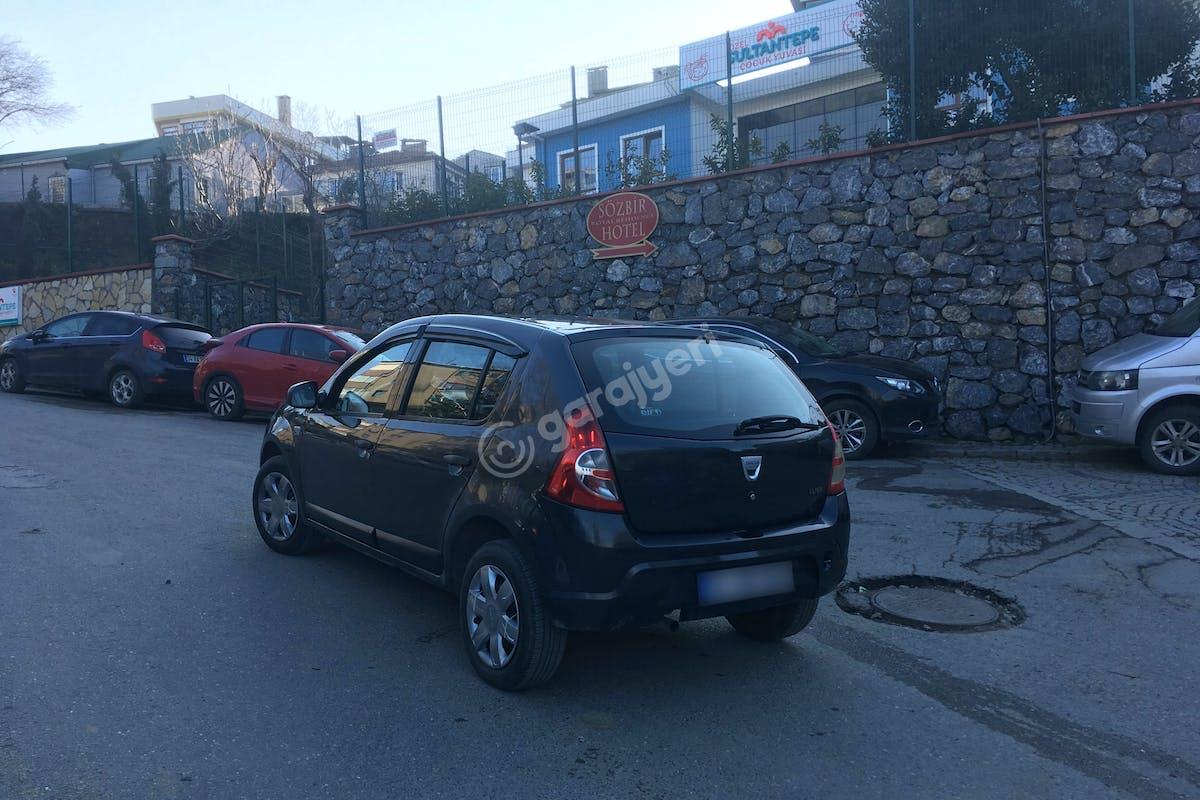 Dacia Sandero Üsküdar Kiralık Araç 3. Fotoğraf