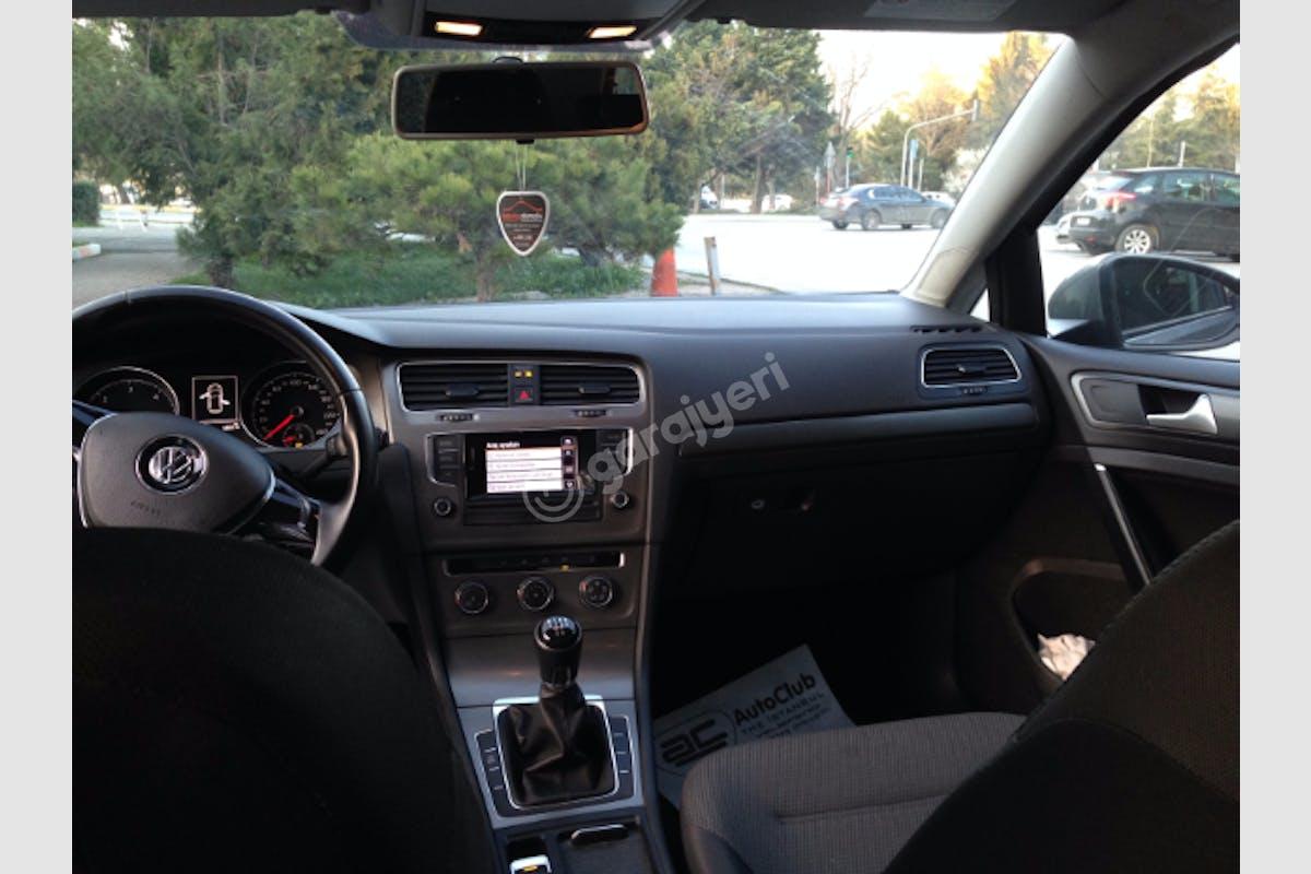 Volkswagen Golf Zeytinburnu Kiralık Araç 4. Fotoğraf