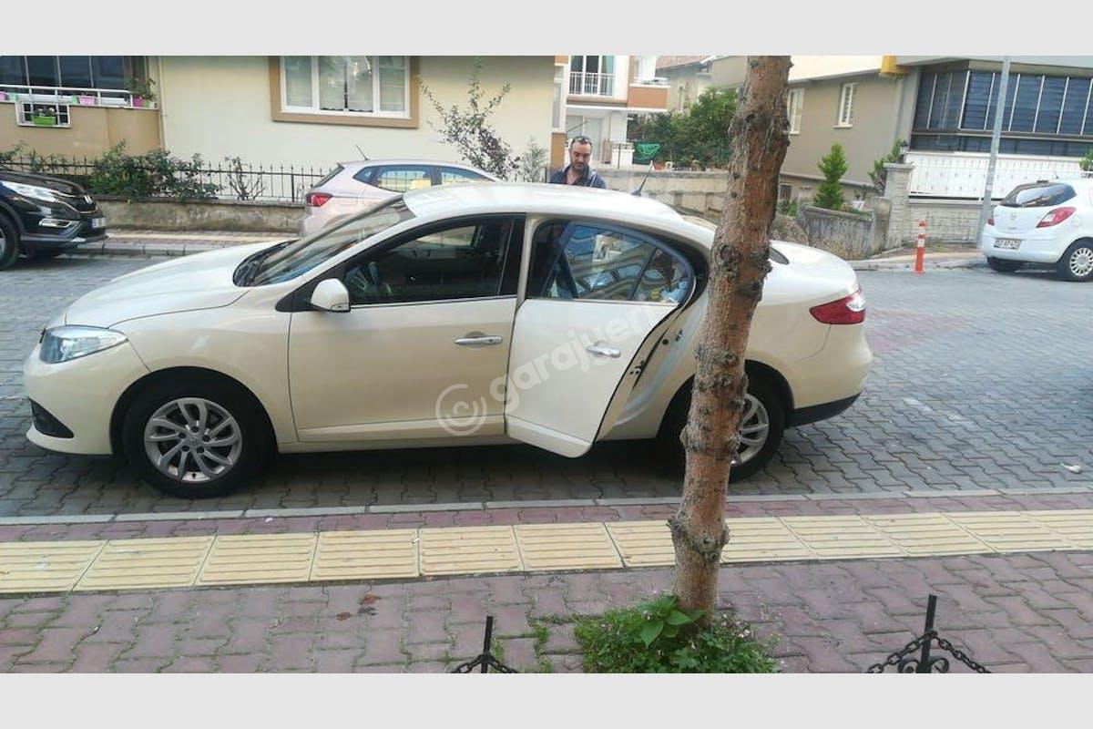 Renault Fluence İlkadım Kiralık Araç 1. Fotoğraf