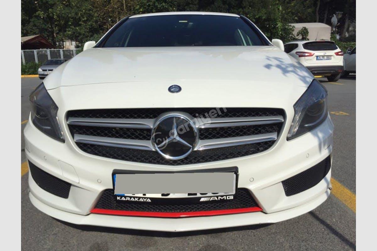 Mercedes - Benz A Sarıyer Kiralık Araç 3. Fotoğraf