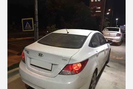 Kiralık Hyundai Accent Blue 2015 , İstanbul Üsküdar