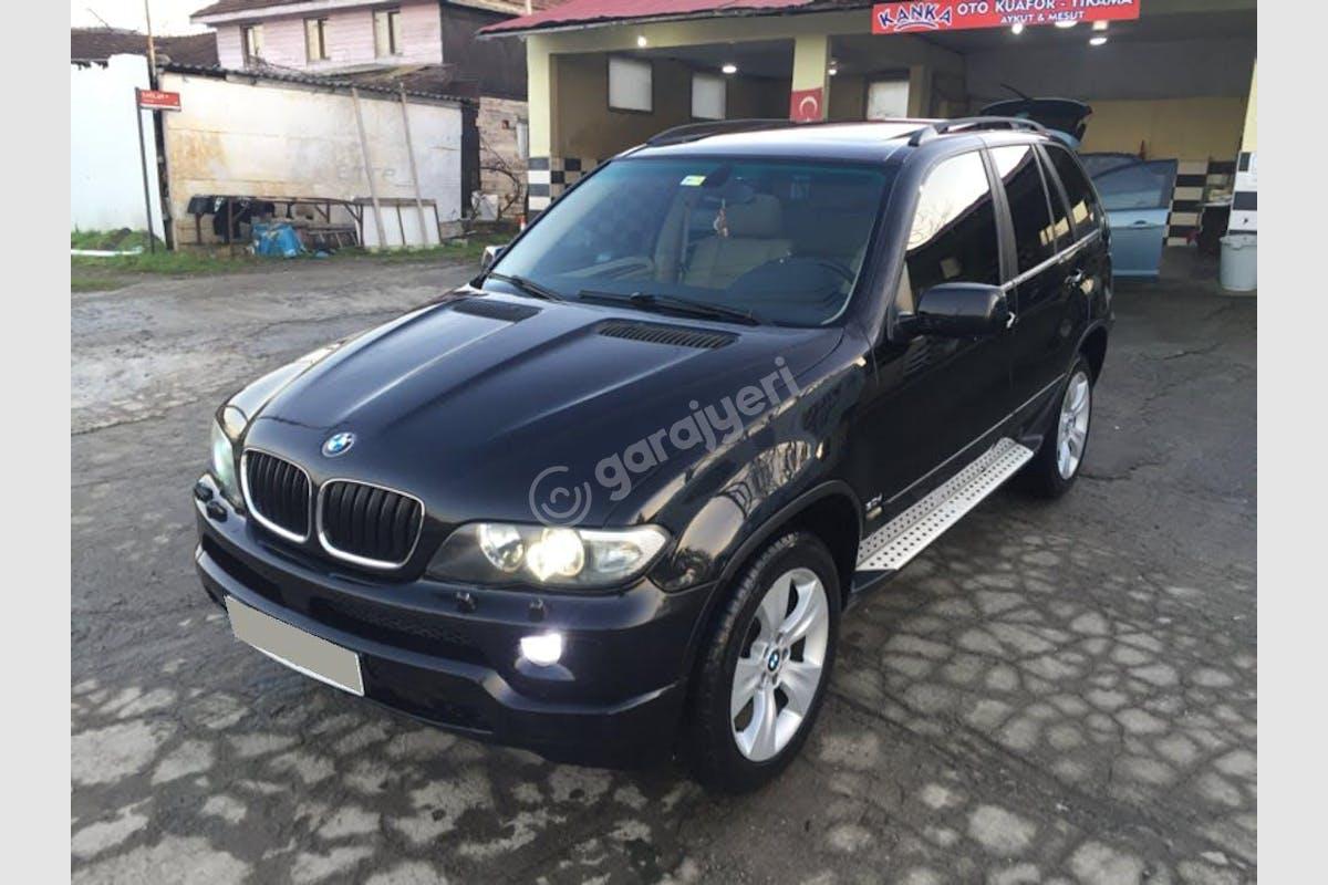 BMW X5 Kağıthane Kiralık Araç 2. Fotoğraf