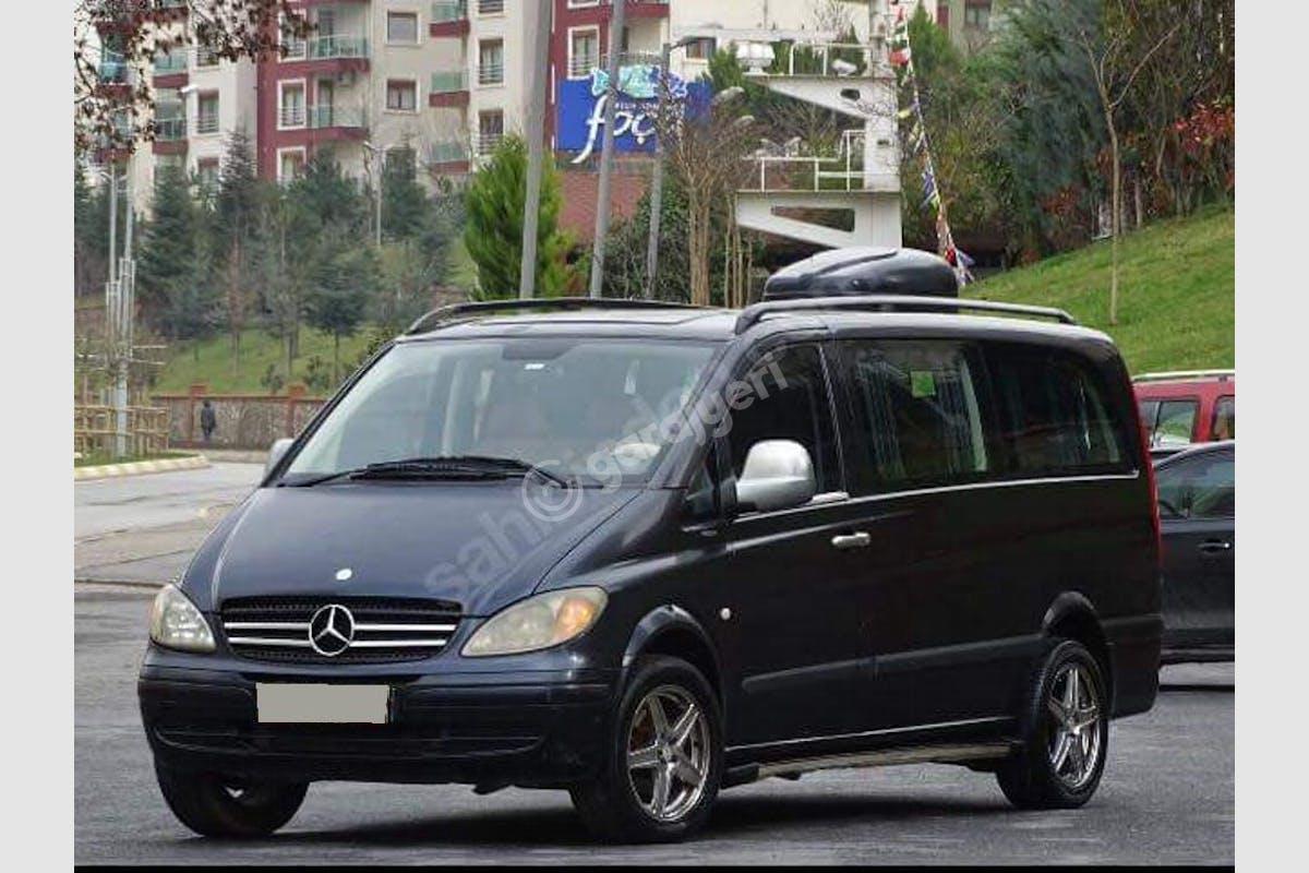 Mercedes - Benz Vito Buca Kiralık Araç 4. Fotoğraf