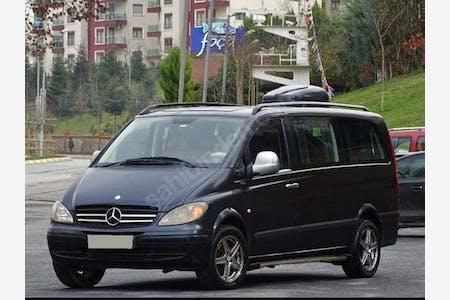 Kiralık Mercedes - Benz Vito 2009 , İzmir Buca