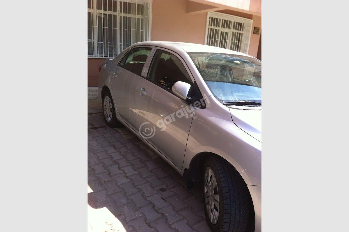 Toyota Corolla Mamak Kiralık Araç 3. Fotoğraf