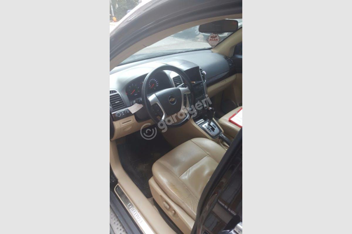 Chevrolet Captiva Ümraniye Kiralık Araç 2. Fotoğraf