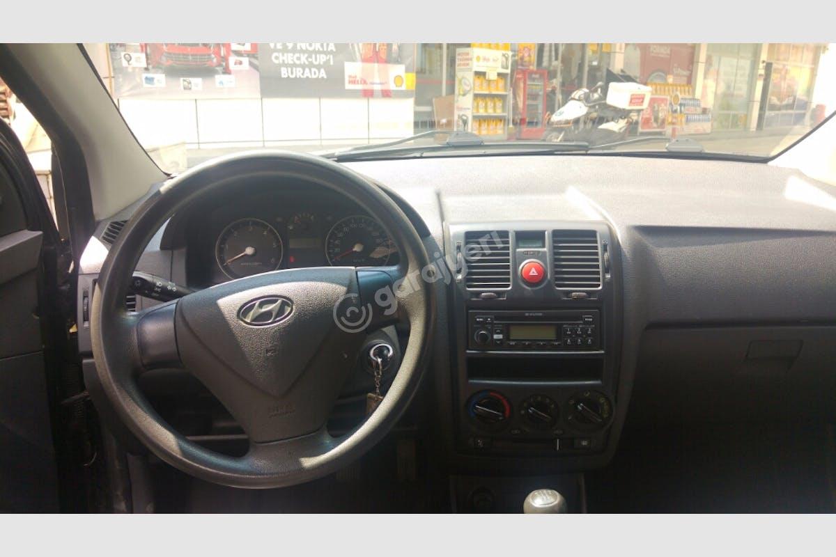 Hyundai Getz Üsküdar Kiralık Araç 3. Fotoğraf