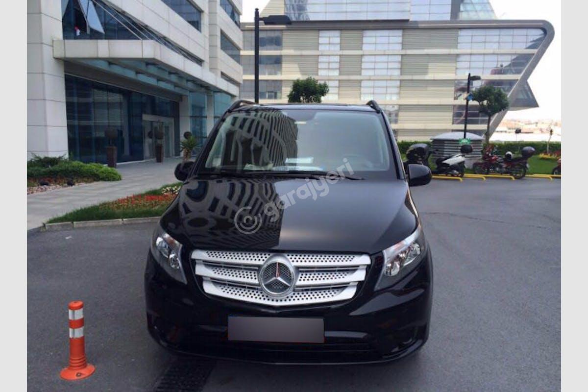 Mercedes - Benz Vito Bağcılar Kiralık Araç 1. Fotoğraf
