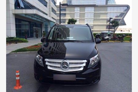 Kiralık Mercedes - Benz Vito 2017 , İstanbul Bağcılar
