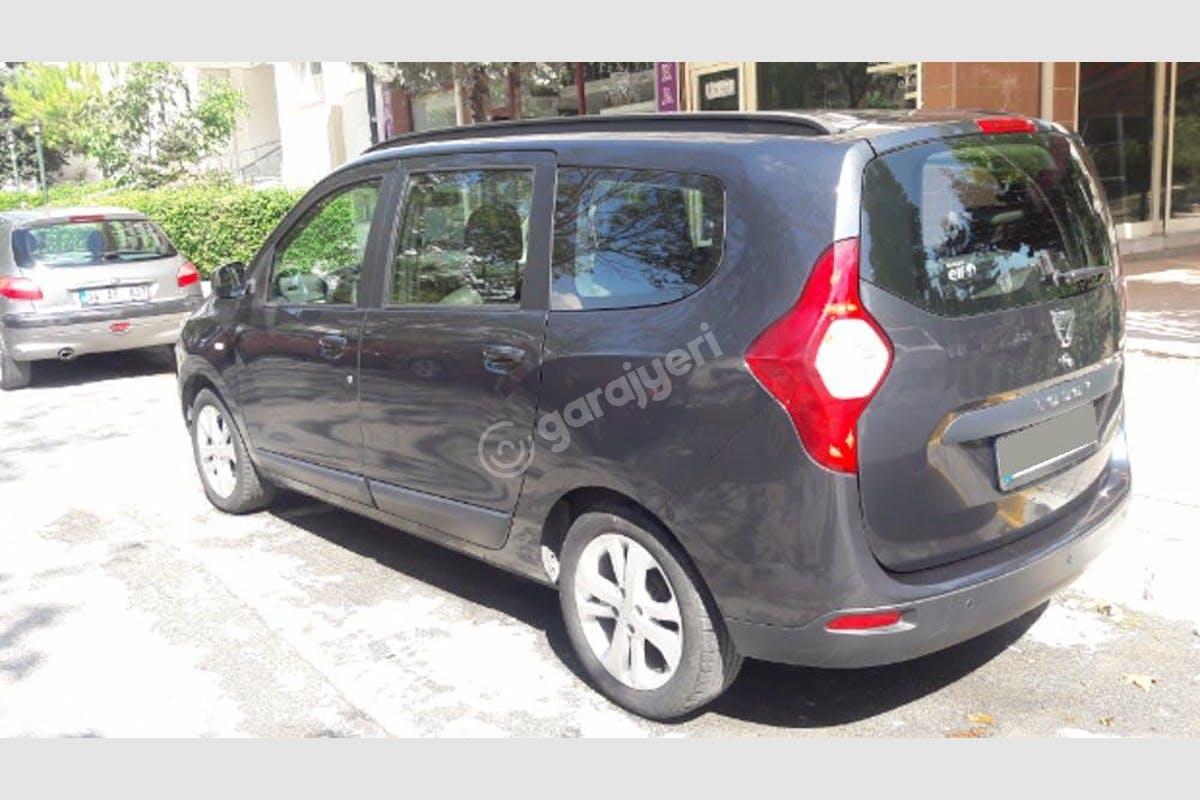 Dacia Lodgy Beylikdüzü Kiralık Araç 3. Fotoğraf