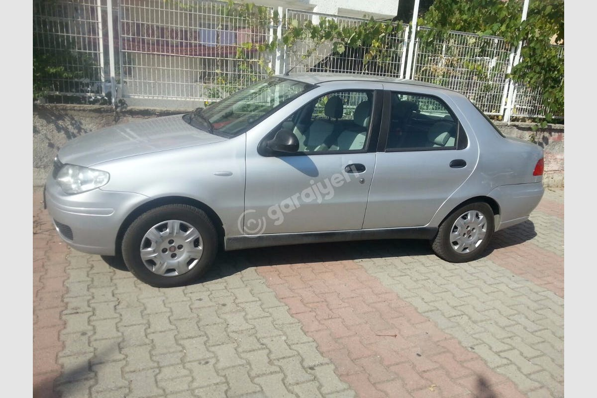 Fiat Albea Bakırköy Kiralık Araç 2. Fotoğraf