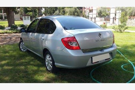 Kiralık Renault Symbol 2011 , Antalya Serik