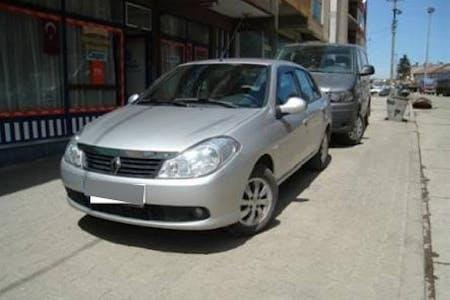 Kiralık Renault Symbol , Diyarbakır Yenişehir